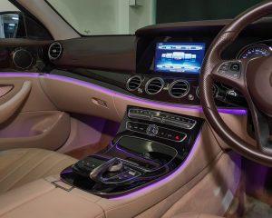 2017 Mercedes-Benz E-Class E200 Exclusive - Centre Console