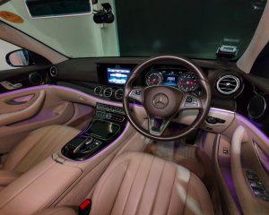 2017 Mercedes-Benz E-Class E200 Exclusive - Steering Wheel