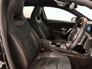 2018 Mercedes-Benz A-Class A200 AMG Line - Driver Seat