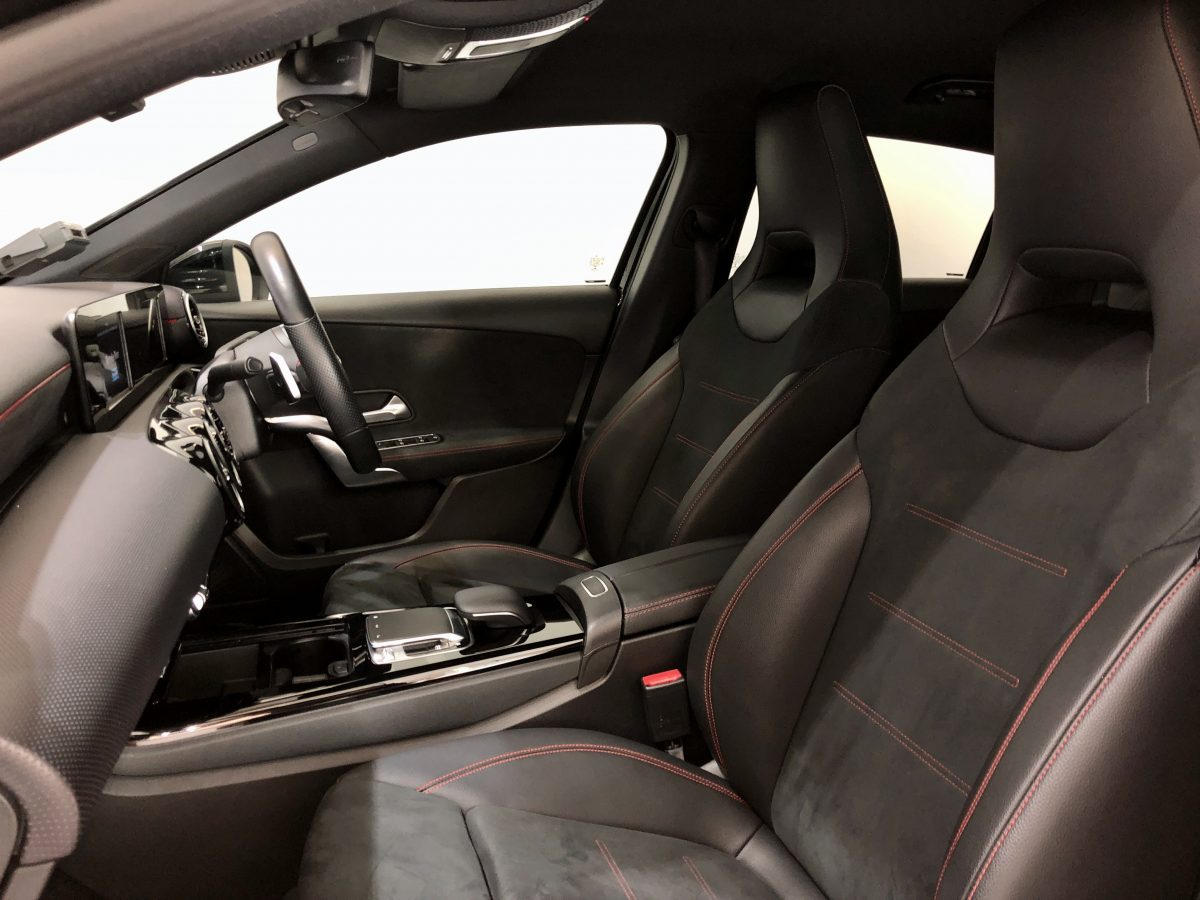 2018 Mercedes-Benz A-Class A200 AMG Line - Front Seat