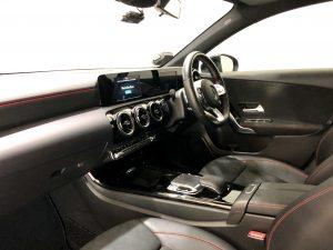 2018 Mercedes-Benz A-Class A200 AMG Line - Interior Dash