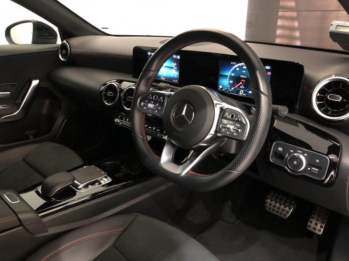 2018 Mercedes-Benz A-Class A200 AMG Line - Steering Wheel