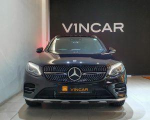 2018 Mercedes-Benz GLC-Class GLC43 AMG 4MATIC Premium Plus - Front Direct