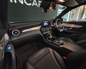 2018 Mercedes-Benz GLC-Class GLC43 AMG 4MATIC Premium Plus - Interior Dash