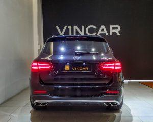 2018 Mercedes-Benz GLC-Class GLC43 AMG 4MATIC Premium Plus - Rear Direct