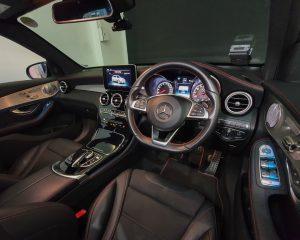 2018 Mercedes-Benz GLC-Class GLC43 AMG 4MATIC Premium Plus - Steering Wheel