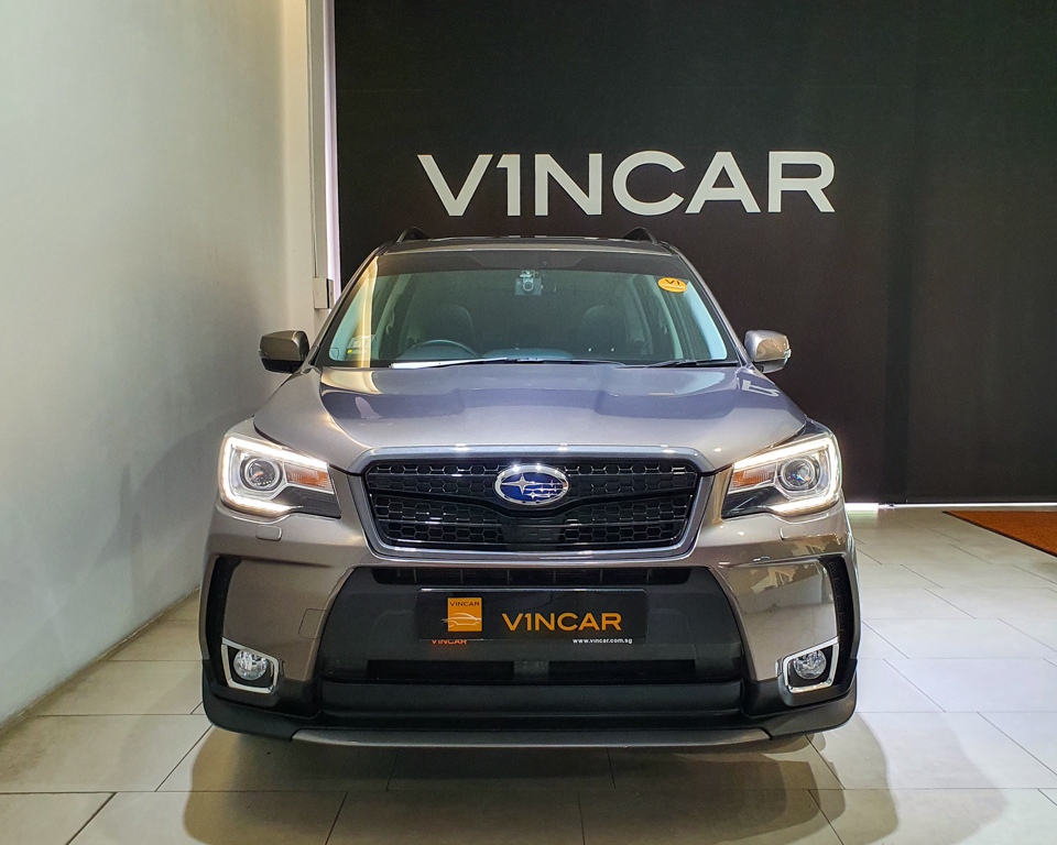 2018 Subaru Forester 2.0i-L Sunroof - Front Direct