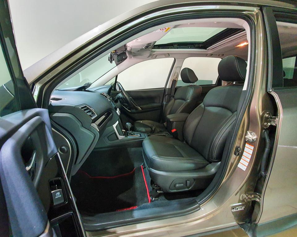 2018 Subaru Forester 2.0i-L Sunroof - Front Passenger Seat