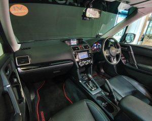 2018 Subaru Forester 2.0i-L Sunroof - Interior Dashboard