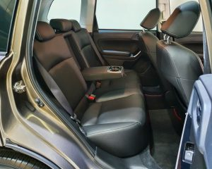 2018 Subaru Forester 2.0i-L Sunroof - Rear Seat