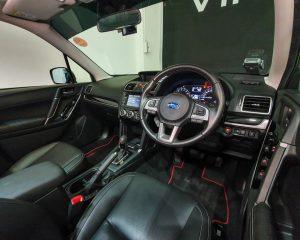 2018 Subaru Forester 2.0i-L Sunroof - Steering Wheel