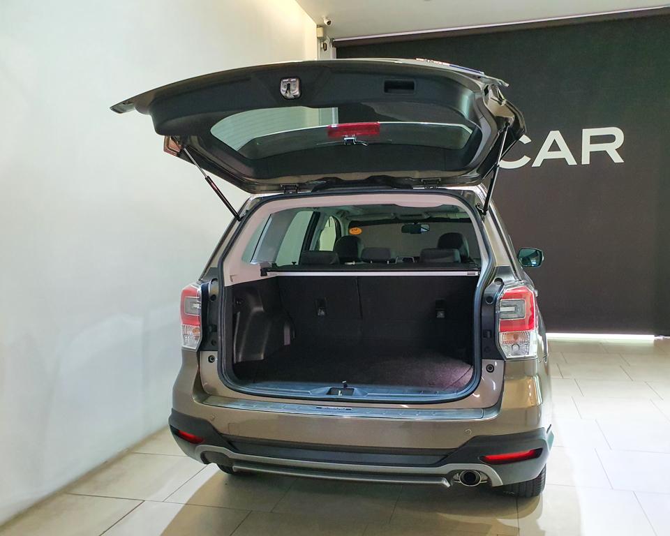 2018 Subaru Forester 2.0i-L Sunroof - Tailgate