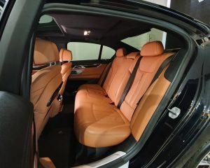 2019 BMW 7 Series 730i M-Sport Sunroof - Rear Passenger Seat
