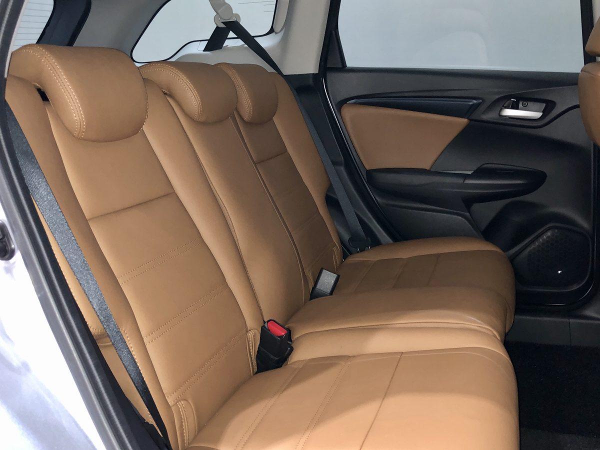 2020 Honda Shuttle 1.5A G Honda Sensing - Back Seat