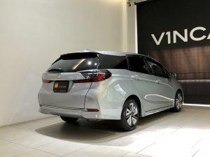 2020 Honda Shuttle 1.5A G Honda Sensing - Rear Quarter Angle