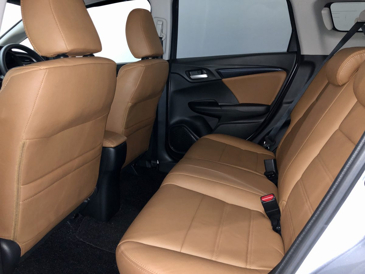 2020 Honda Shuttle 1.5A G Honda Sensing - Rear Seat