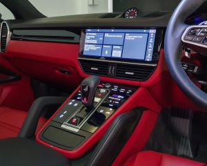 2020 Porsche Cayenne S Coupe 2.9A - Centre Console