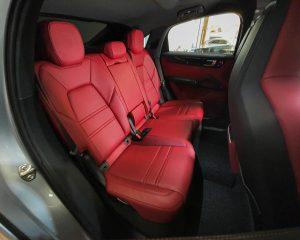 2020 Porsche Cayenne S Coupe 2.9A - Rear Seat