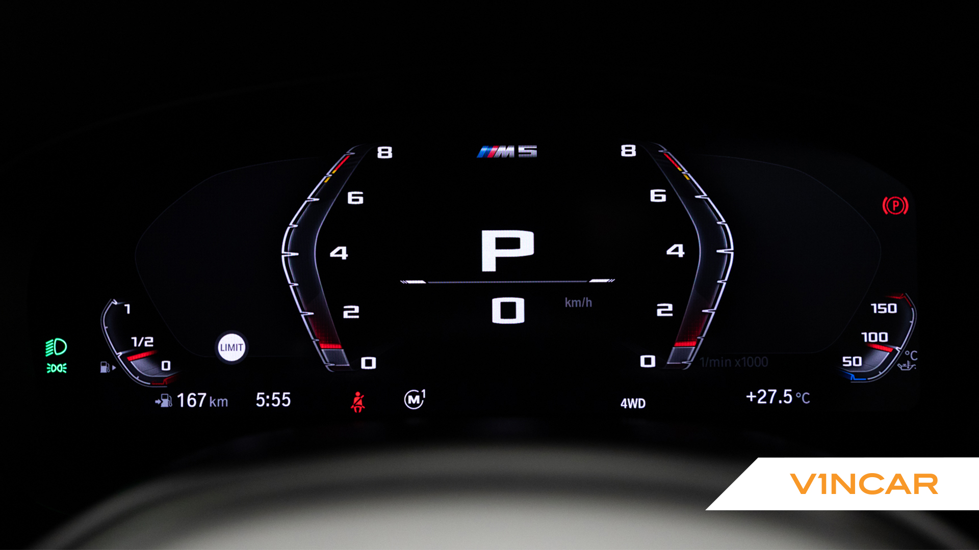 BMW-M5-Saloon-Competition - (FL2021)