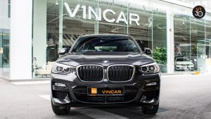BMW X3 XDrive 2.0I M Sport - Direct Front