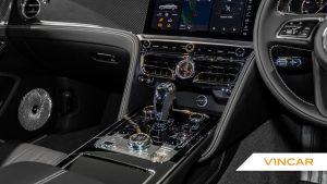 Flying Spur V8