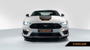 Ford Mustang 5.0 V8 Mach 1 Fastback - Front Direct