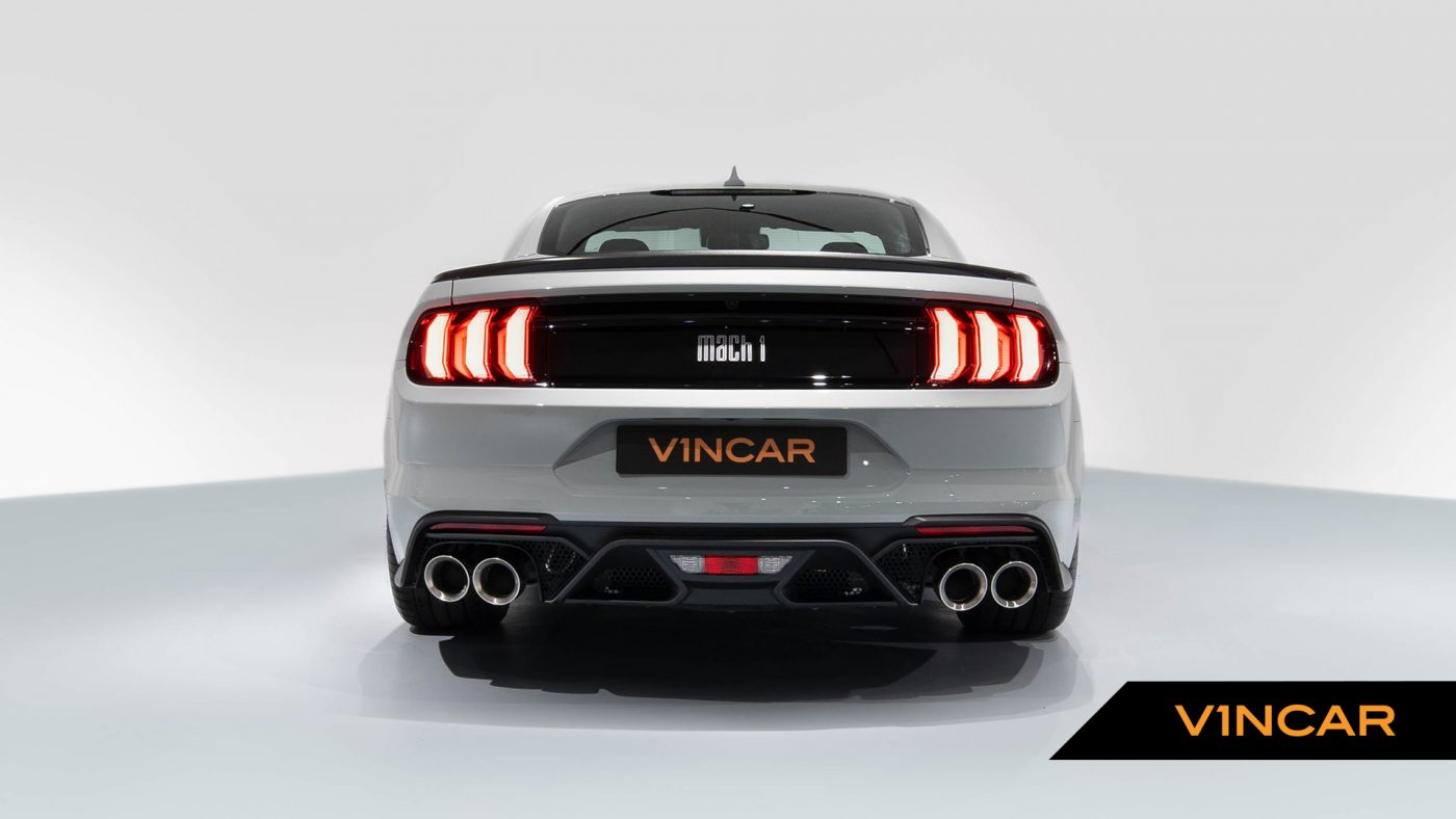 Ford Mustang 5.0 V8 Mach 1 Fastback - Rear Direct