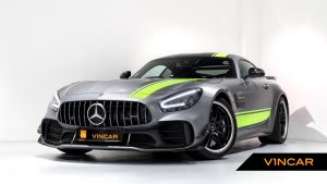Mercedes-AMG GT R Pro Coupe - Front Angle