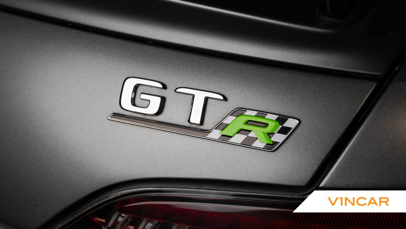Mercedes-AMG GT R Pro Coupe - GT R Badge