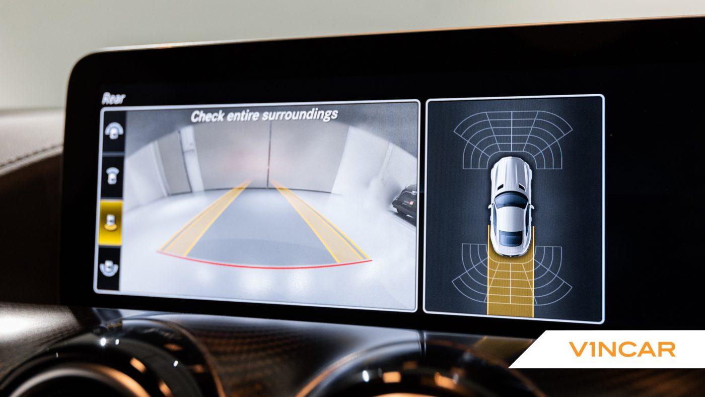 Mercedes-AMG GT R Pro Coupe - Park Assist