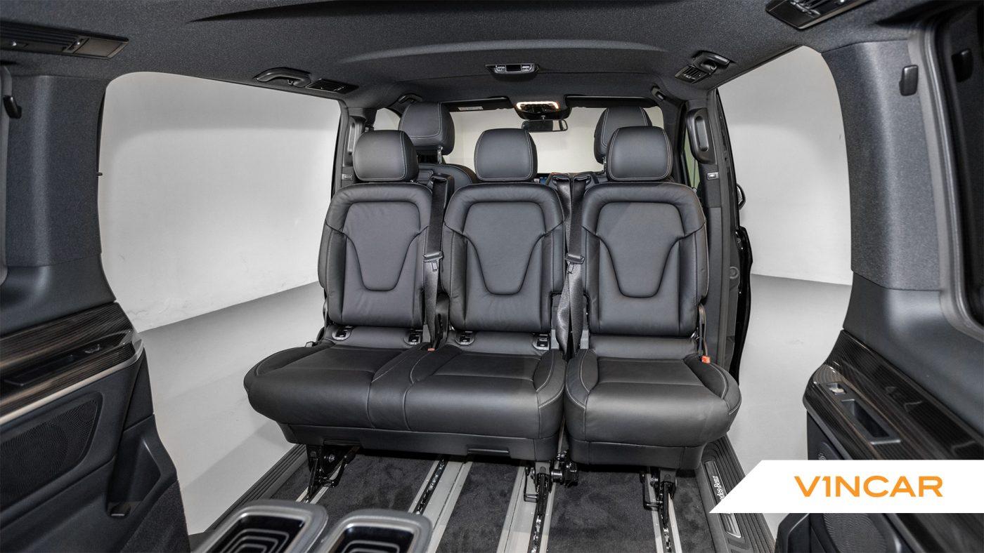 Mercedes-Benz EQV300 Sport Premium 7-Seater