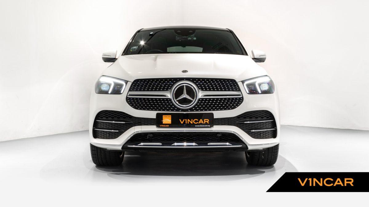 GLE400d 4MATIC AMG Premium+