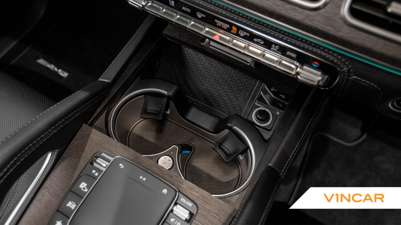 Mercedes-Benz GLE400d Coupe 4MATIC AMG Line Premium Plus - Wireless Charging