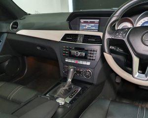 2014 Mercedes-Benz C-Class C180 - Centre Console