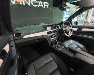 2014 Mercedes-Benz C-Class C180 - Interior Dash