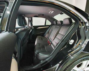 2014 Mercedes-Benz C-Class C180 - Rear Passenger Seat