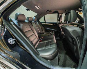 2014 Mercedes-Benz C-Class C180 - Rear Seat