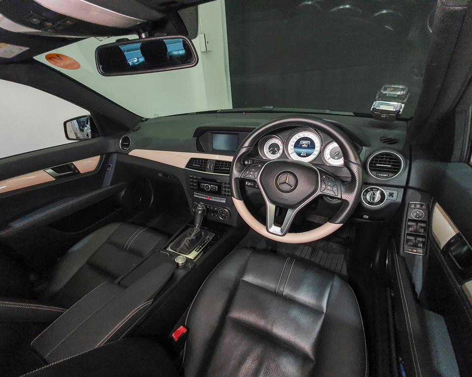 2014 Mercedes-Benz C-Class C180- Steering Wheel