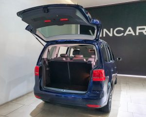 2014 Volkswagen Touran Diesel 1.6A TDI Sunroof - Boot Space