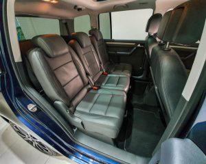 2014 Volkswagen Touran Diesel 1.6A TDI Sunroof - Rear Seat