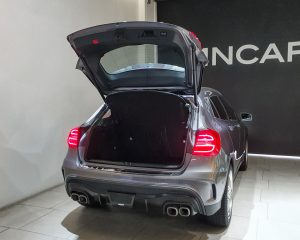 2015 Mercedes-Benz GLA-Class GLA200 - Boot Space