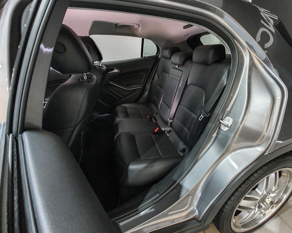 2015 Mercedes-Benz GLA-Class GLA200 - Rear Passenger Seat