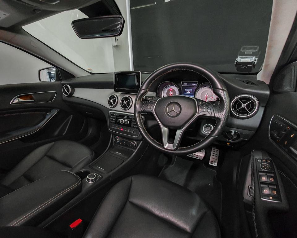 2015 Mercedes-Benz GLA-Class GLA200 - Steering Wheel