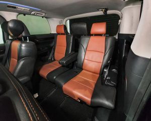 2015 Toyota Vellfire 2.5A Z G-Edition Moonroof - Back Seat