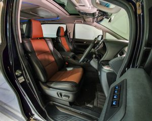 2015 Toyota Vellfire 2.5A Z G-Edition Moonroof - Driver Seat