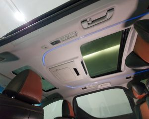 2015 Toyota Vellfire 2.5A Z G-Edition Moonroof - Glass Moonroof