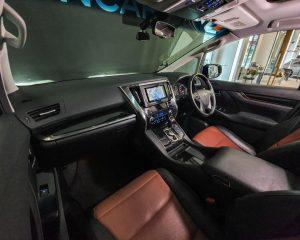 2015 Toyota Vellfire 2.5A Z G-Edition Moonroof - Interior Dash