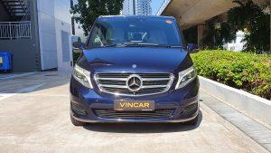 2016 Mercedes-Benz V-Class V250 BlueTec - Front Direct