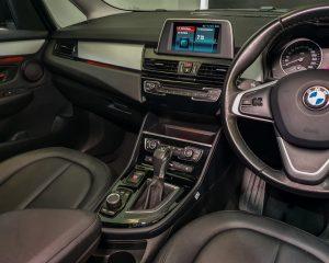 2017 BMW 2 Series 216i Gran Tourer - Centre Console