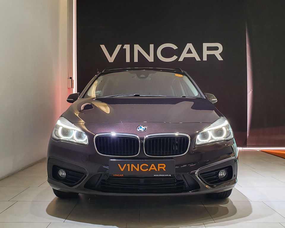 2017 BMW 2 Series 216i Gran Tourer - Front Direct